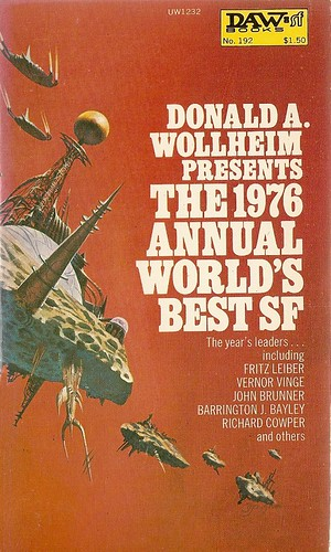 Donald A. Wollheim (ed) - The 1976 Annual World's Best SF (DAW 1976)