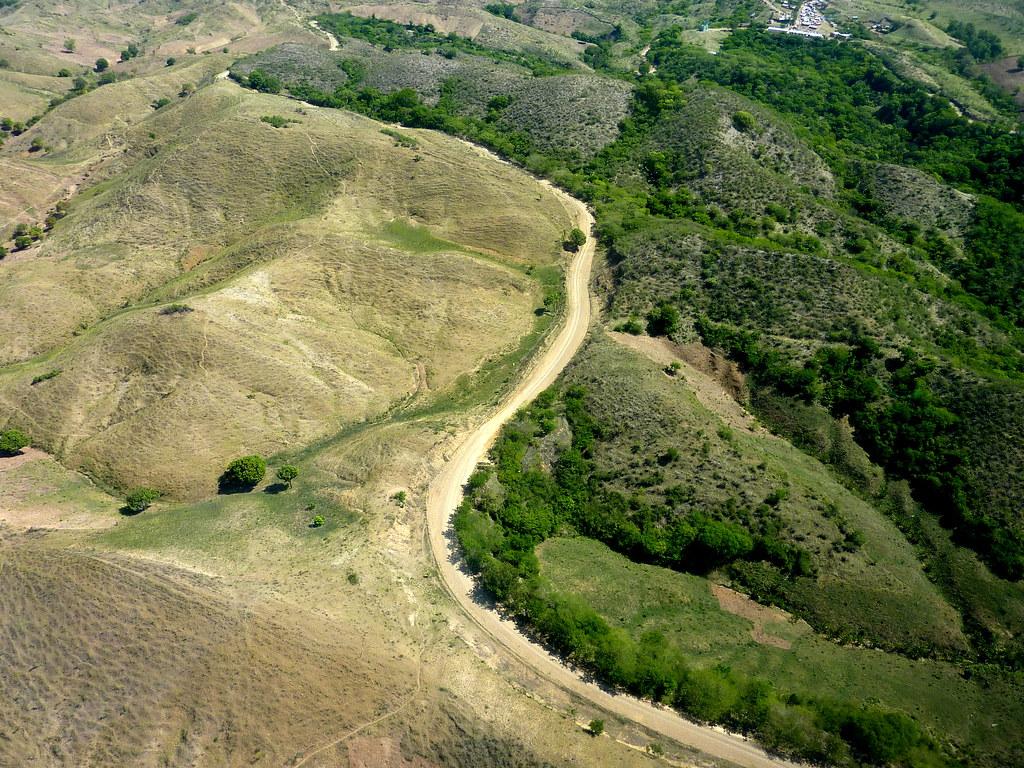 Border Haiti and the Dominican Republic - Haiti