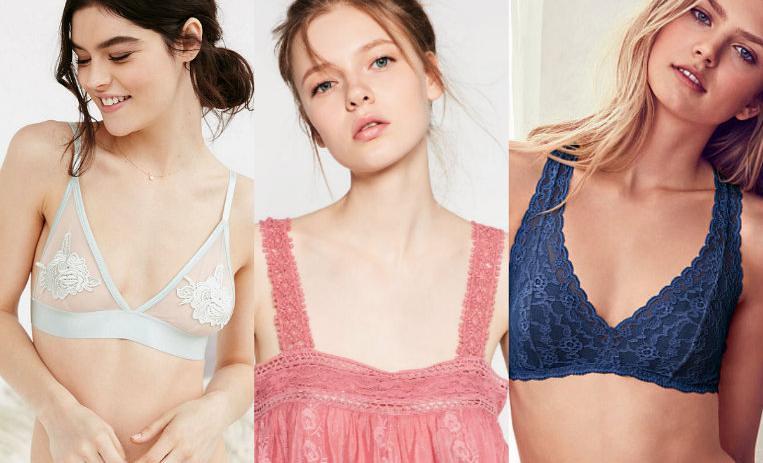 Senos pequeños, la tendencia que ahora siguen las marcas de moda