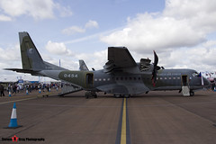 0454 - S-074 - Czech Air Force - CASA C-295M - Fairford RIAT 2015 - Steven Gray - IMG_3140