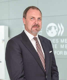Kristján Andri Stefánsson, Ambassador of Iceland to the OECD | by Organisation for Economic Co-operation and Develop