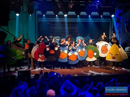09/02/2013 Sfilata di Carnevale al FO