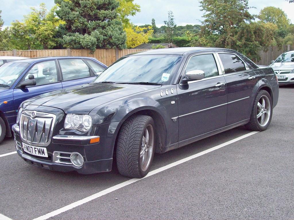 11 chrysler 300c crd brabus 2007 chrysler 300c crd for Chrysler 300c crd