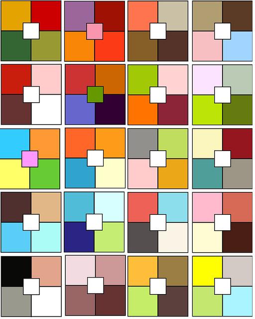 Sample Color Palettes Flickr Photo Sharing