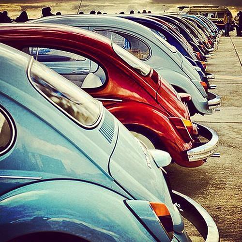 Vw Volkswagen Nice Car Vocho Vintage Sedan Classic