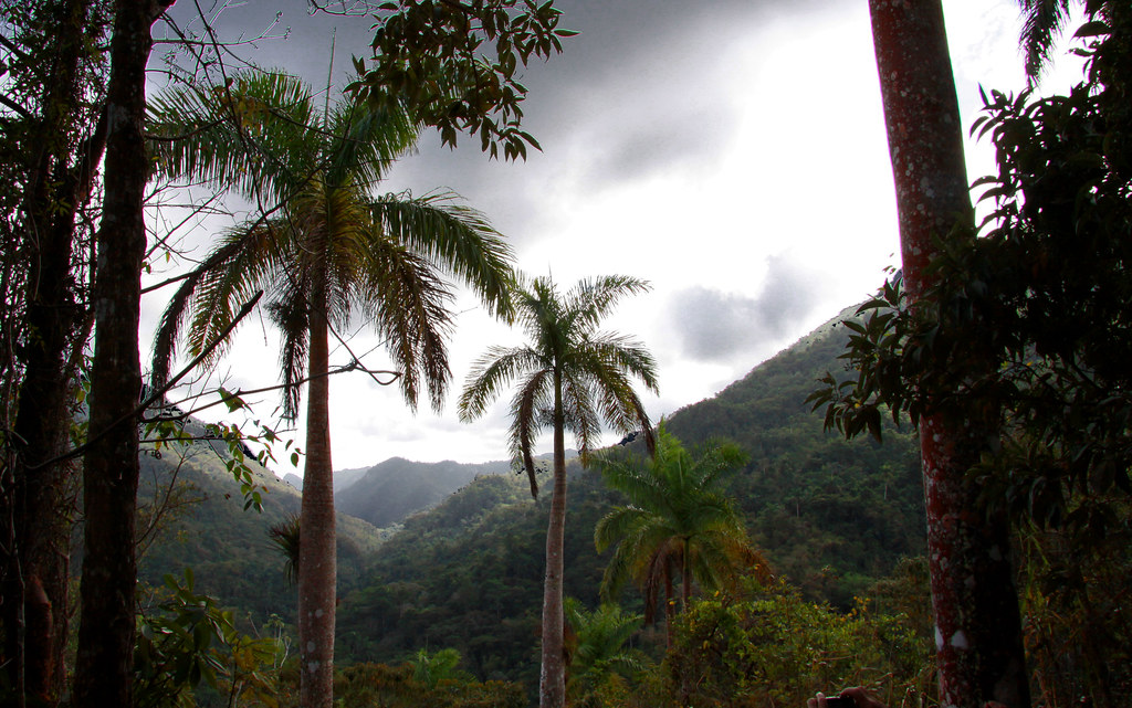 Topes de Collantes, Trinidad