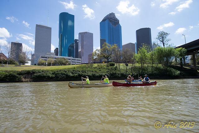 Buffalo Bayou Regatta