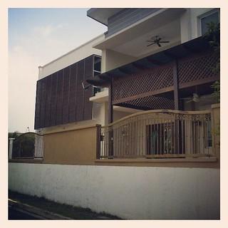 Modern Contemporary Design Semi Detached House Architec Flickr