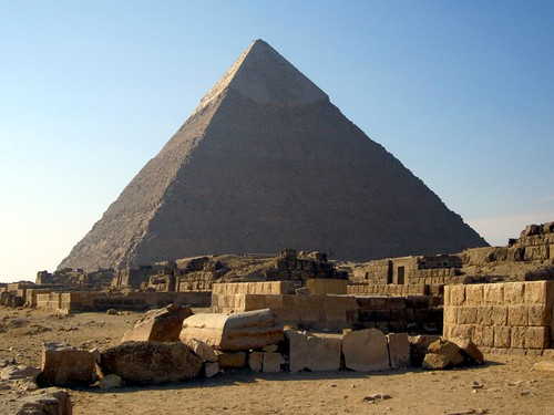 Pyramid of Khafre | by D-Stanley