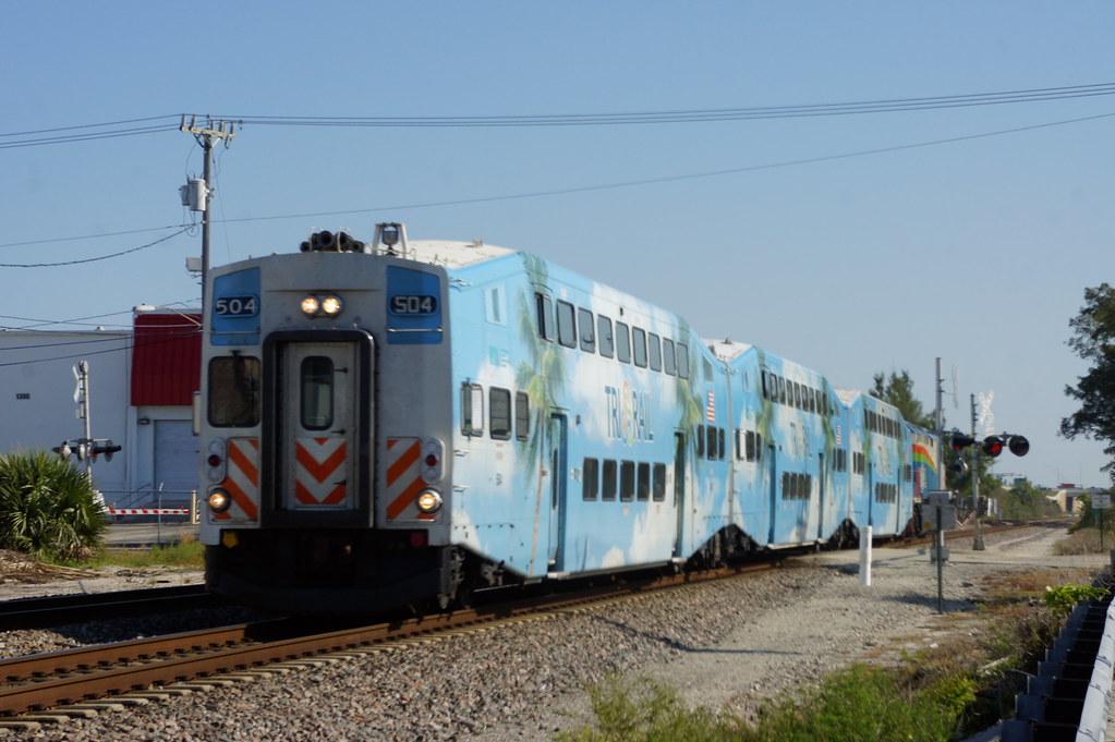Tri Rail West Palm Beach