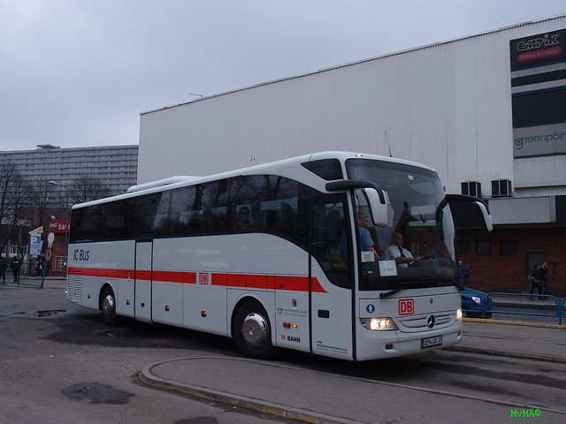 deutsche bahn ic bus berlin krak w flickr photo sharing. Black Bedroom Furniture Sets. Home Design Ideas