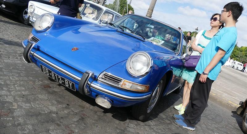 Porsche 912 Targa et Coupé 28645256341_23f818752e_c