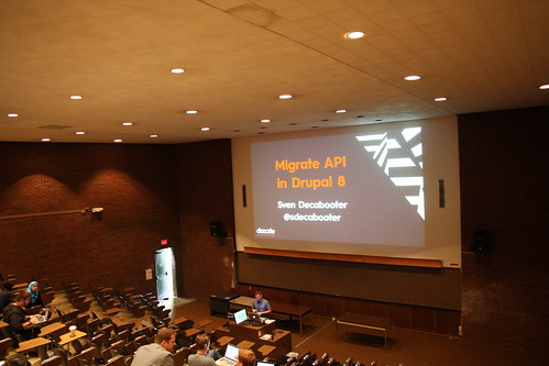 Migrate API in Drupal 8 (by Sven Decabooter) | by drupalstlouis