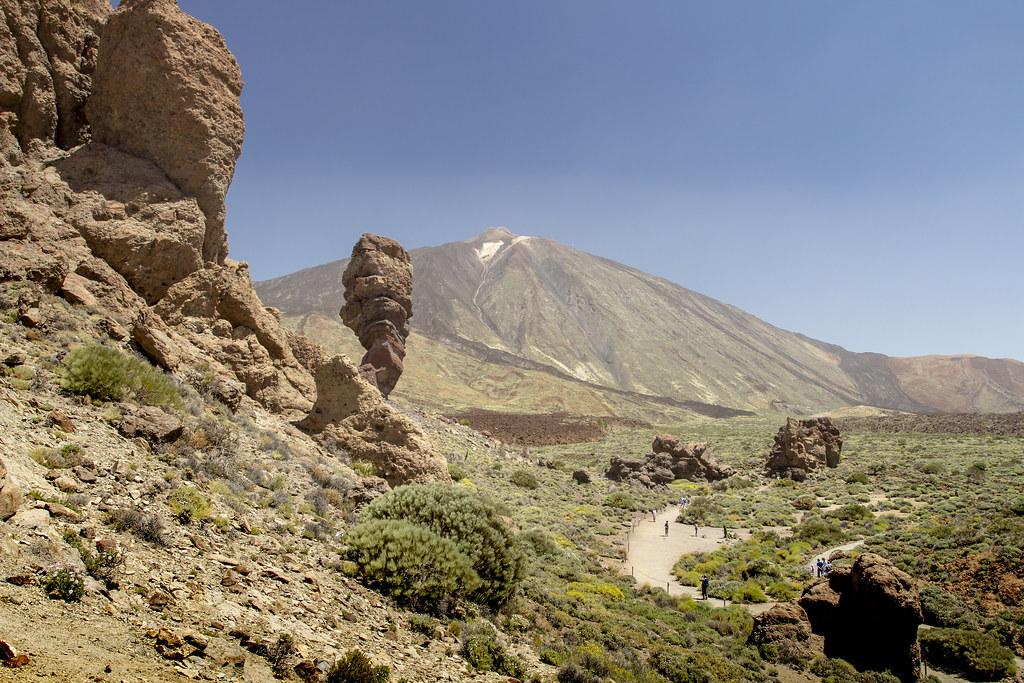 El Roque Cinchado & Teide - Tenerife