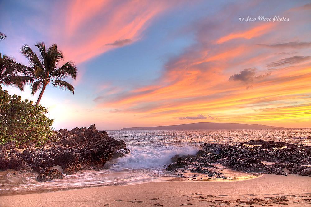 South Maui Beach Report