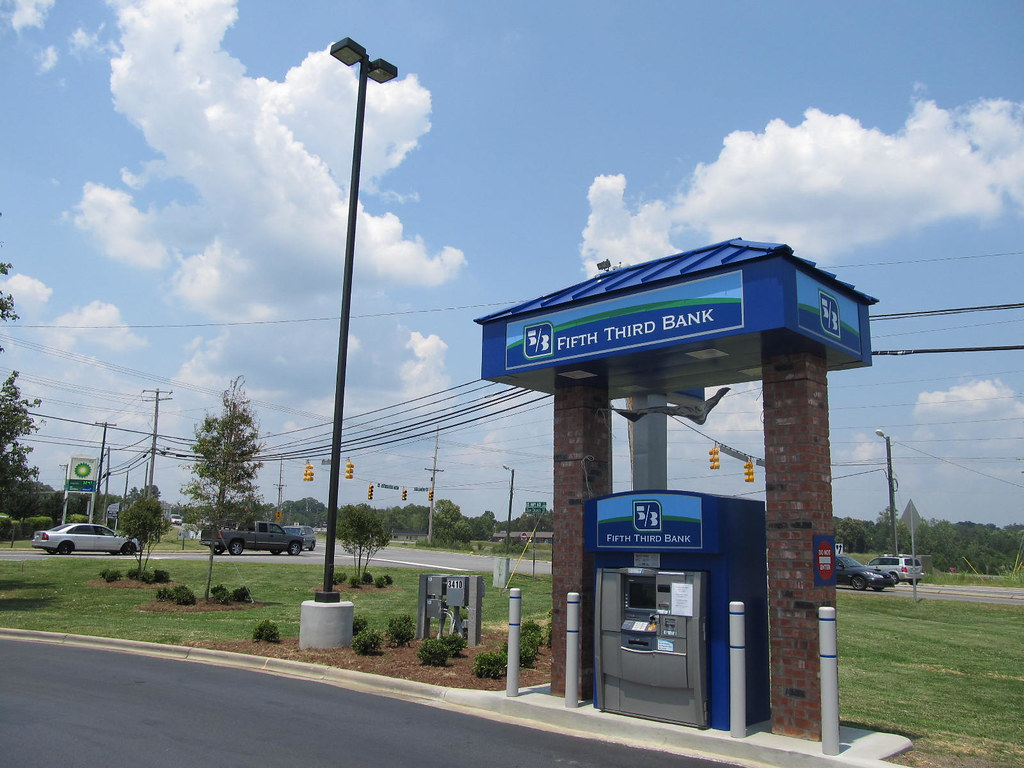 Fifth Third Bank Remote Atm Infinity Engineering Group