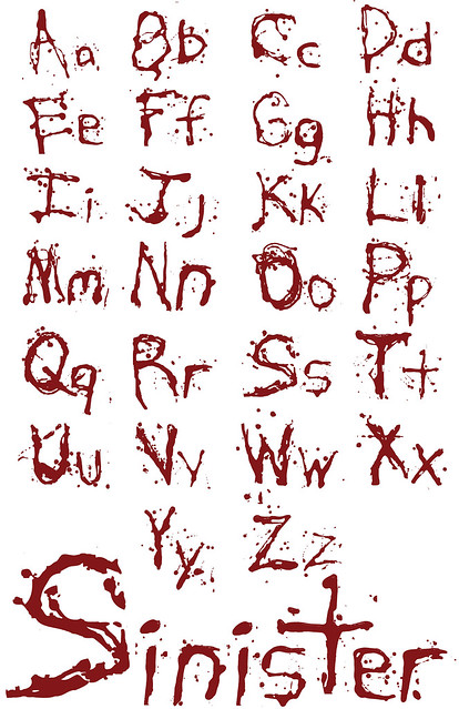 Finally, An Easy Way To Write Letters In Blood To Your Exes!