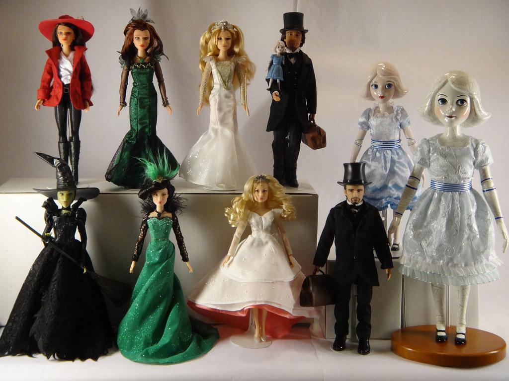 Dresses skirts clothes women disney store -  Oz Dolls Deboxed Disney Store Vs Tollytots Complete Collection Take 1