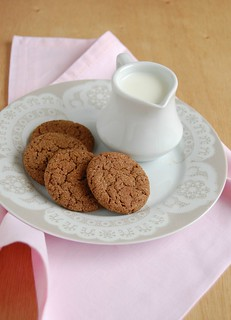Chocolate snickerdoodles / Snickerdoodles de chocolate | by Patricia Scarpin