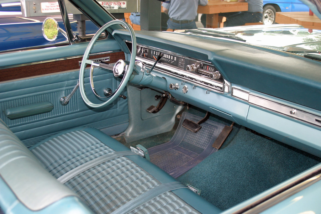 Ford Fairlane GTA: Interior 1 View