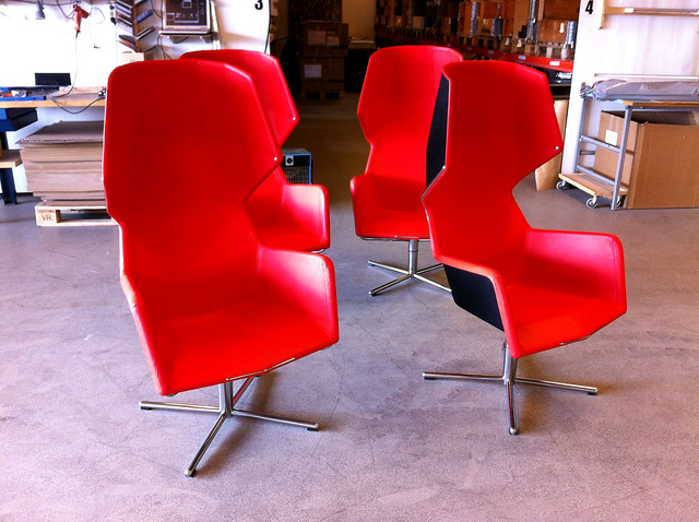 Red Swivel Chairs For Living Room