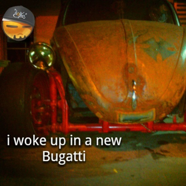 I Woke Up In A New Bugatti Biteric Voip Flickr