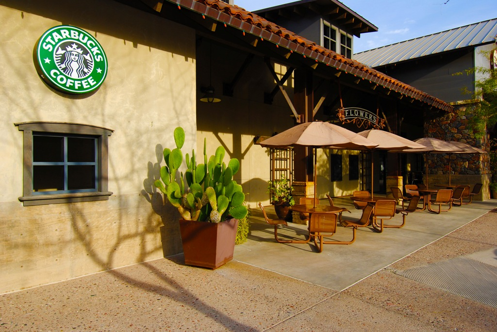 Superb ... Starbucks At Market Street In DC Ranch | By Eric Nyquist