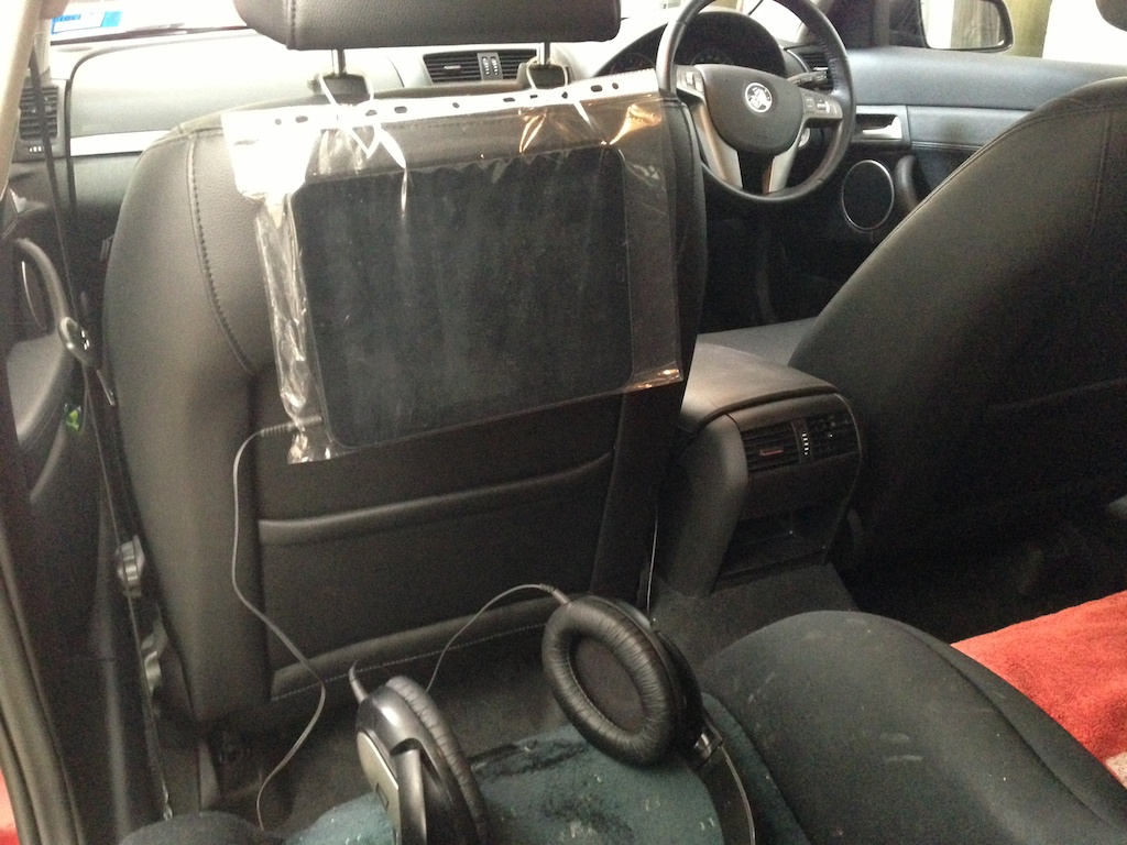 Diy Car Entertainment : Diy in car entertainment system this is a cheap android