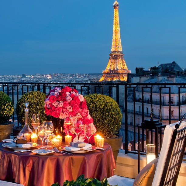 Luna Restaurant Paris
