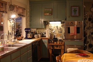 Julia Childs' kitchen at Smithsonian Museum of American History | by Mulsanne