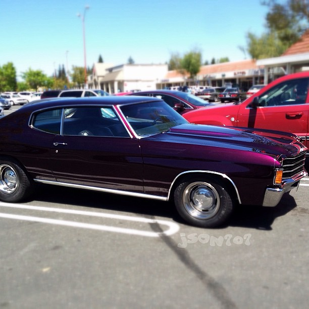 Chevy Muscle Cars >> #1972 #72 #chevrolet #chevy #chevelle #gm #general #motors ...