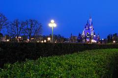 Cinderella Castle - Tokyo Disneyland, 30th Anniversary decor