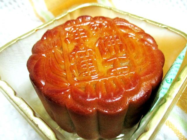 The original Raffles Singapore mooncake 2