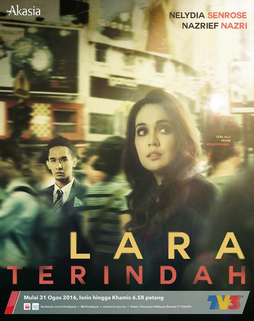 Lara Terindah - Poster
