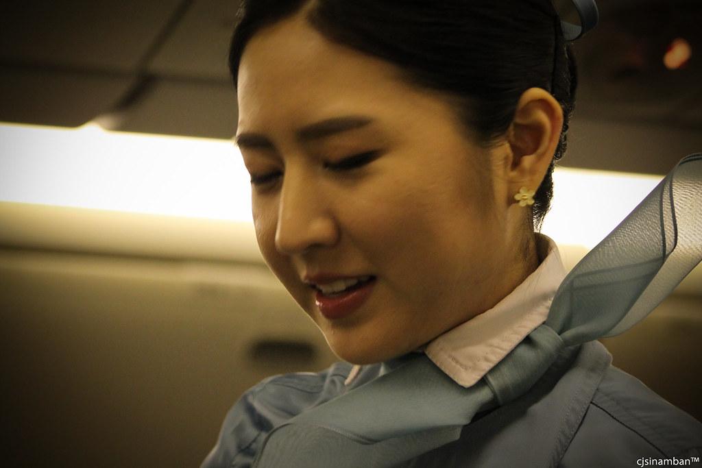 Korean Air Flight Attendant Christian Sinamban Flickr