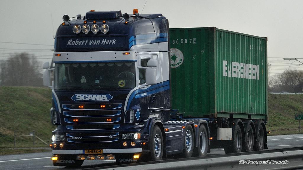 NL - Robert van Herk Scania R09 500 TL | BonsaiTruck | Flickr