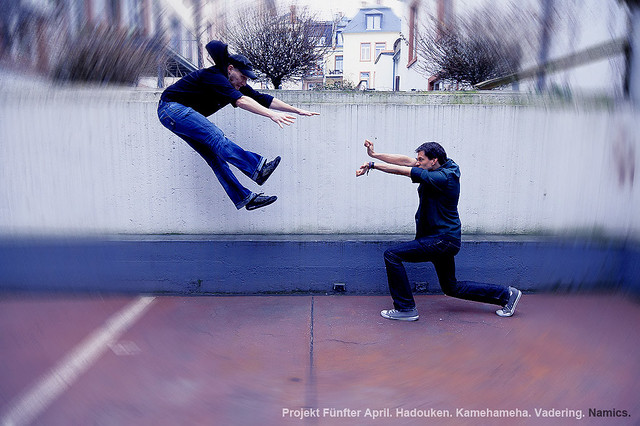 Hadouken. Vadering. Namics. | Flickr - Photo Sharing! Vadering