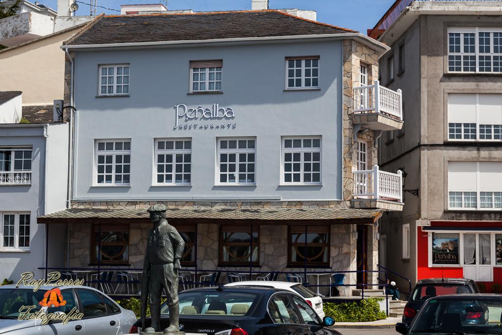 Restaurante pe alba en el puerto de figueras asturias es for Restaurante puerto rico madrid