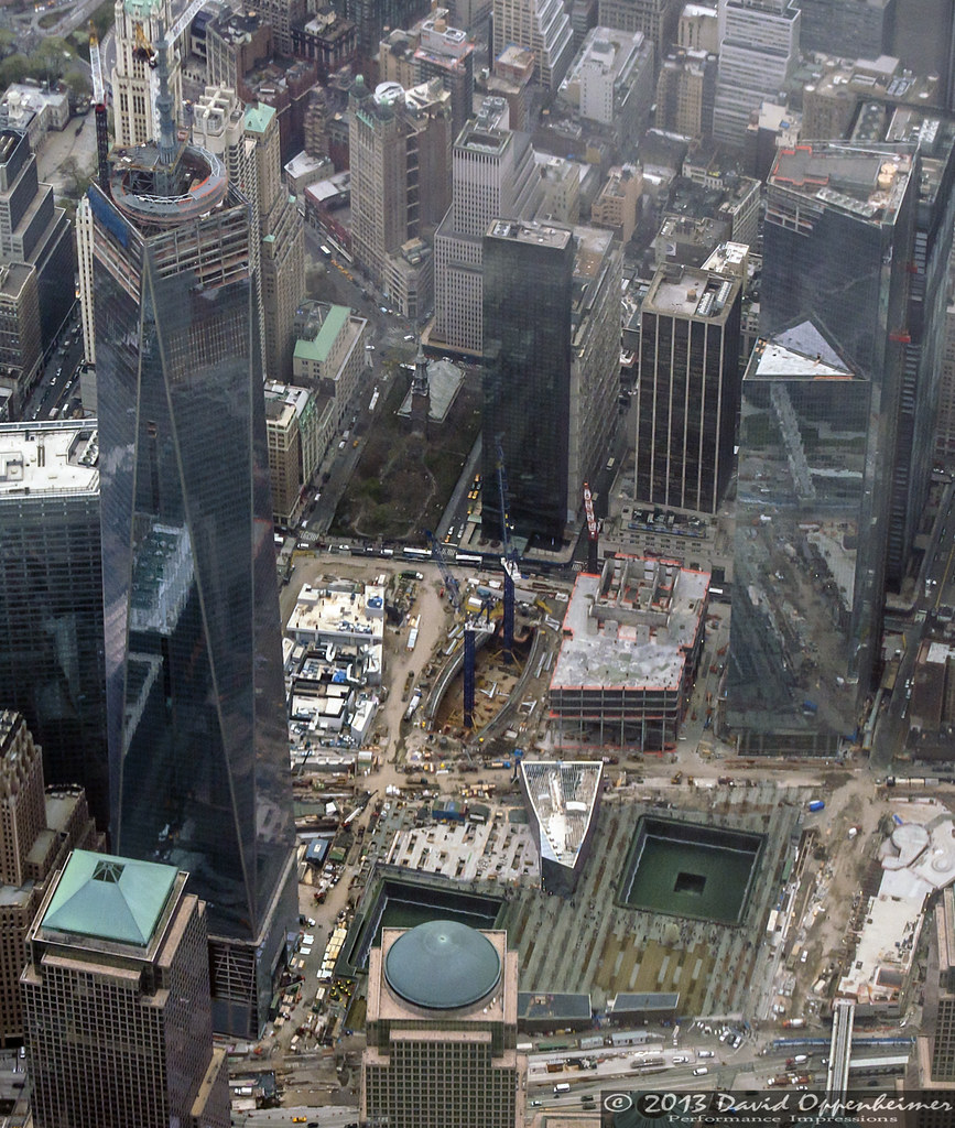 One World Trade Center Construction And National September