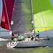 Two Beneteau 36.7 racers