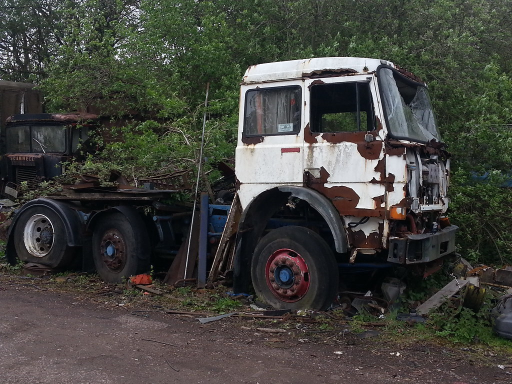 An Old Iveco An Old Iveco Truck Truckerpat Flickr