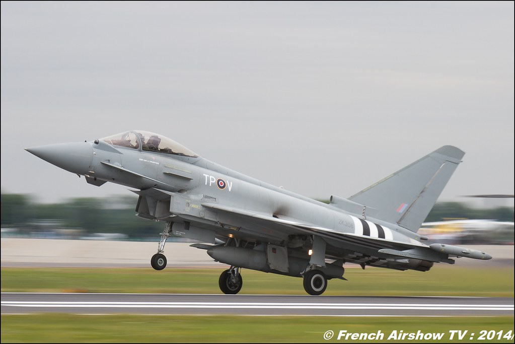 Eurofighter Typhoon FGR.4 - United Kingdom - Royal Air Force , RIAT , Fairford , Royal International Air Tattoo 2014 , Meeting Aerien Air Tattoo , Meeting Aerien 2016