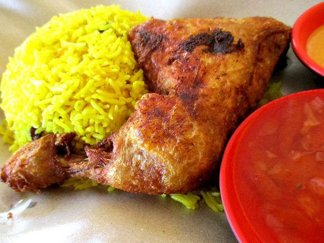 Moroccan chicken rice 2