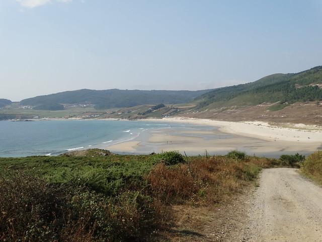 Playa de Nemiña en Muxía