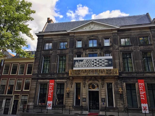 Museo Escher de La Haya (Holanda)
