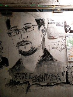 Free Snowden Portrait | by wizard23