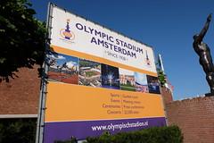 Stadion Olimpiade Amsterdam