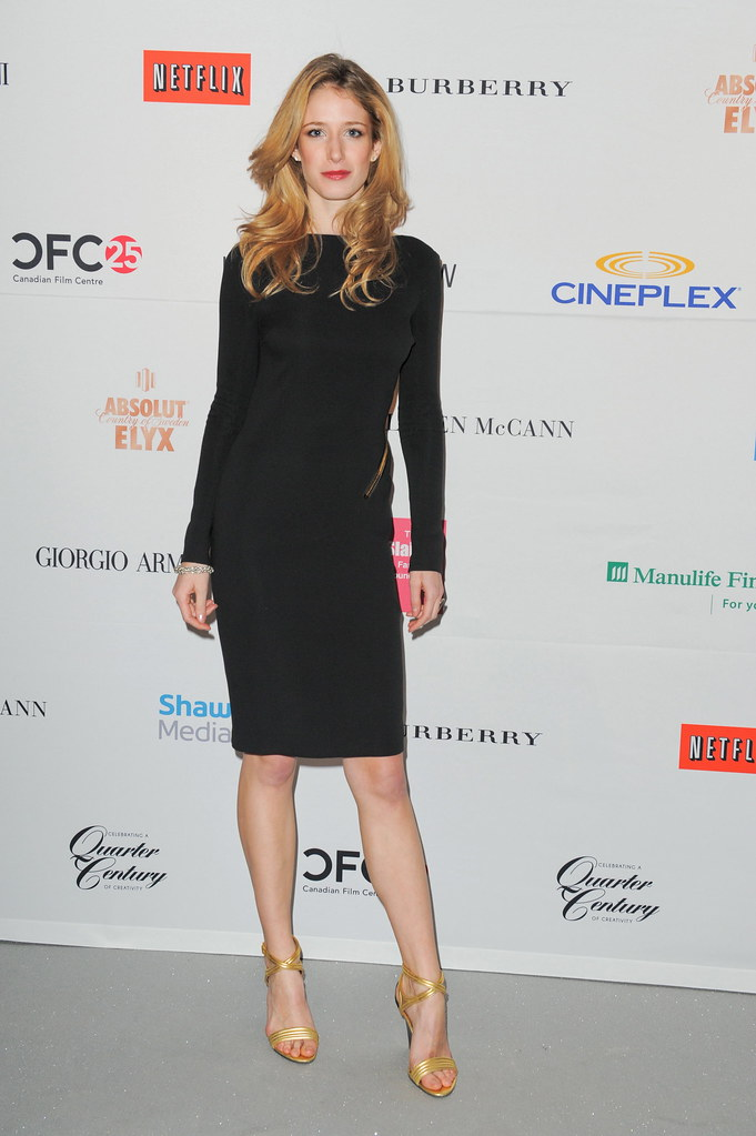 CFC Gala 2013 at The Carlu: Alexandra Lalonde | Alexandra ...