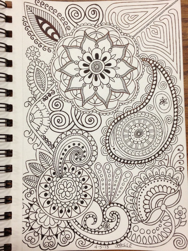 doodle art by plhill sensational64 flickr