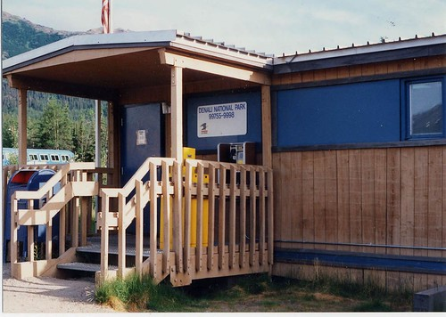 Denali National Park, AK Community Post Office | by PMCC Post Office Photos